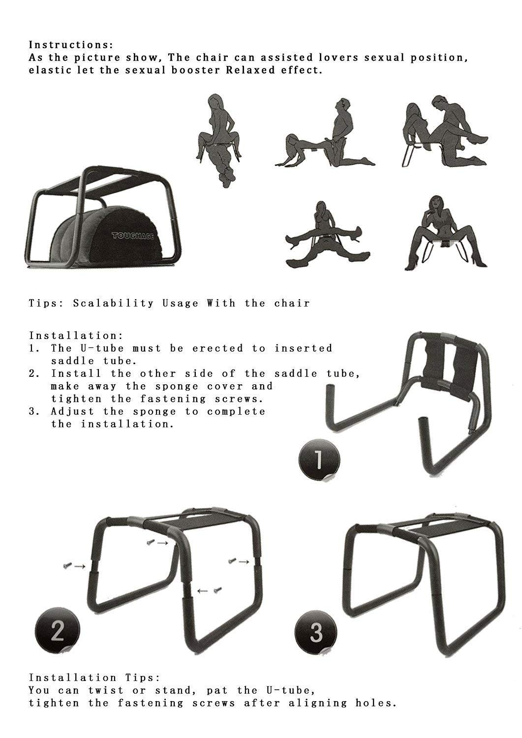 ArcticResident Multifunctional Weightless Position Bouncer Chair,Folding Chair Portable Elastic Chair Bedroom,Bathroom Chair Furniture