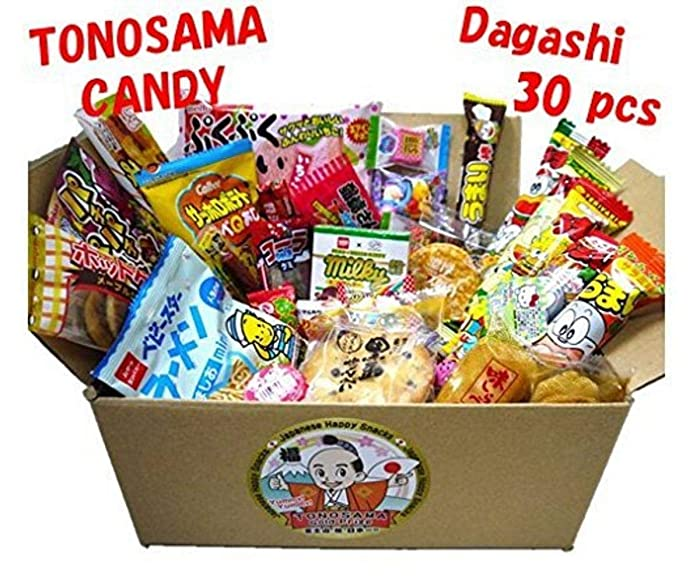 The Best Japanese Food Box Candy