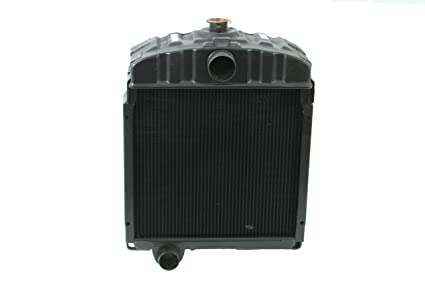 image unavailable  image not available for  color: international case 140  tractor radiator
