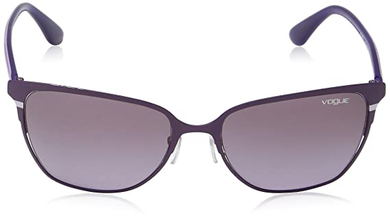 Vogue Occhiali da sole Mod.3962S Matte brushed violet/, 56