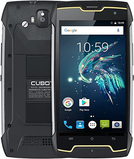 CUBOT 2018 Kingkong 3G Smartphone Android 7.0 5.0 Pulgadas MTK6580 ...