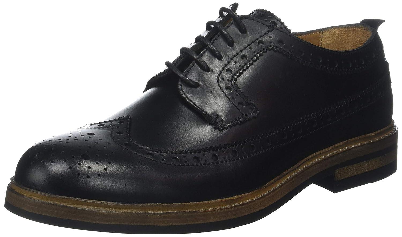TALLA 43.5 EU. Sebago Wilson FGL, Zapatos de Cordones Derby para Hombre
