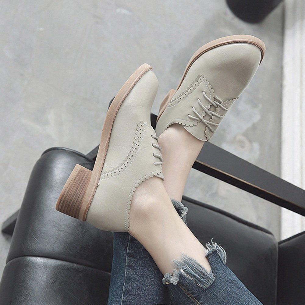 gris gris gris LIANGJUN Talons Hauts Chaussures De Femme Bottines Printemps, 5 Tailles, 3 Couleurs Disponibles (Couleur   gris, Taille   EU38=UK5.5=L 240mm) 6a1