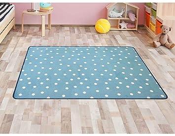 Primaflor - Ideen in Textil Tapis pour Enfant Bleu Tapis de Jeu ...