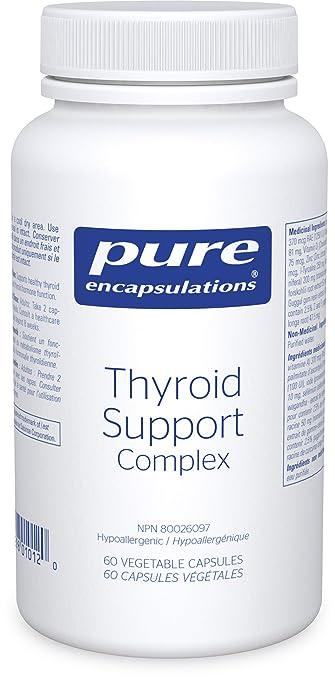 Amazon.com: Complejo Pure Encapsulations vitamínico ...