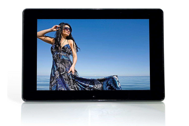 JOBO Pure 10 media Digitaler Bilderrahmen 10 Zoll: Amazon.de: Kamera