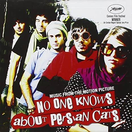 No one knows about persian cats soundtrack
