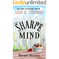 Sharpe Mind (Maycroft Mysteries Book 3) book cover
