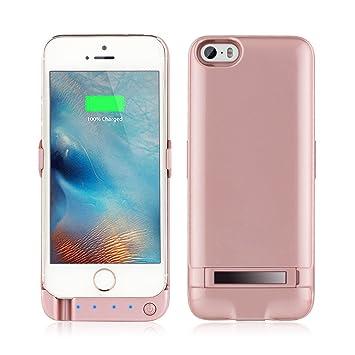 Funda de batería para iPhone 5, 5S, SE, Yicente, 4200 mAh ...