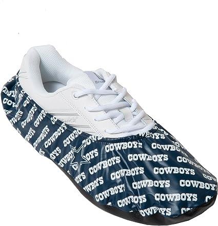 KR NFL Dallas Cowboys Bowling Shoe Covers
