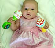 ... special but for the first time rattle they are perfect. Good size for those little curious hands and ...