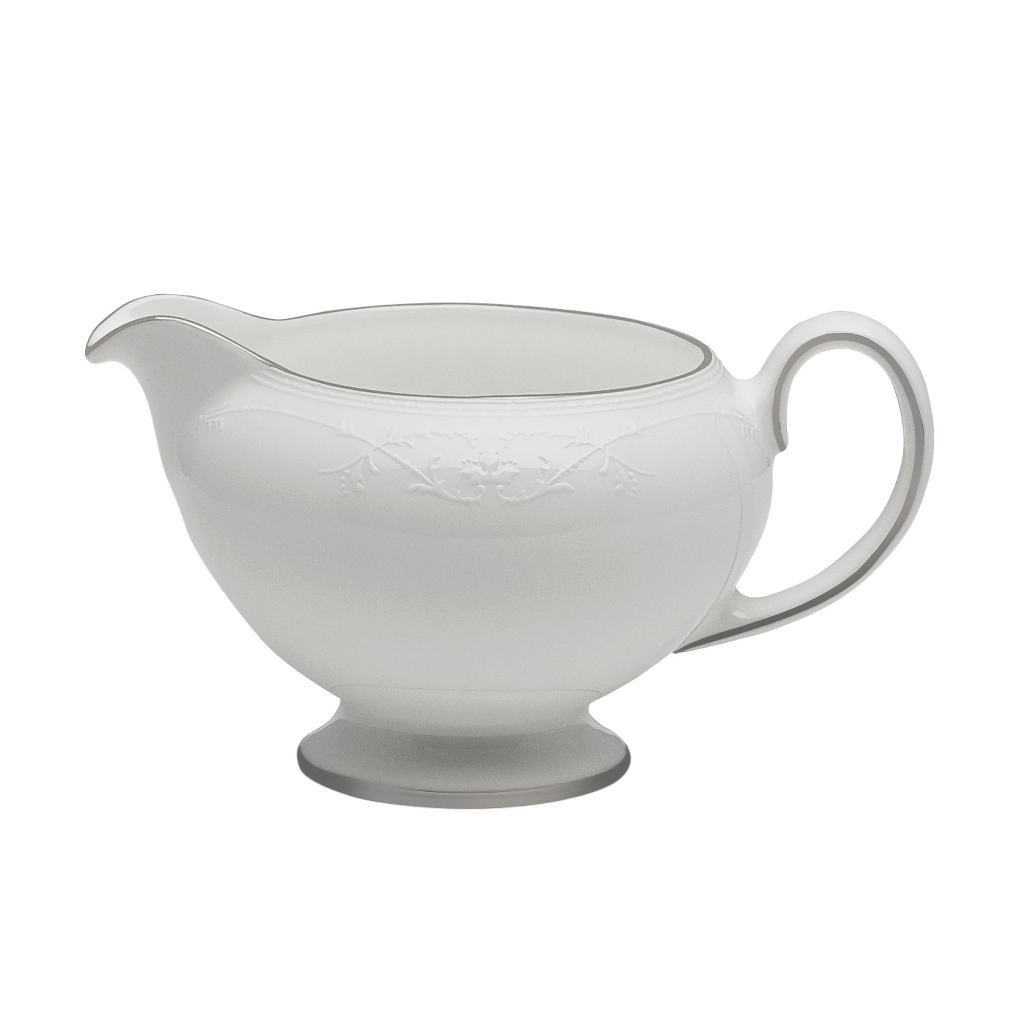 Wedgwood English Lace 12-Ounce Creamer