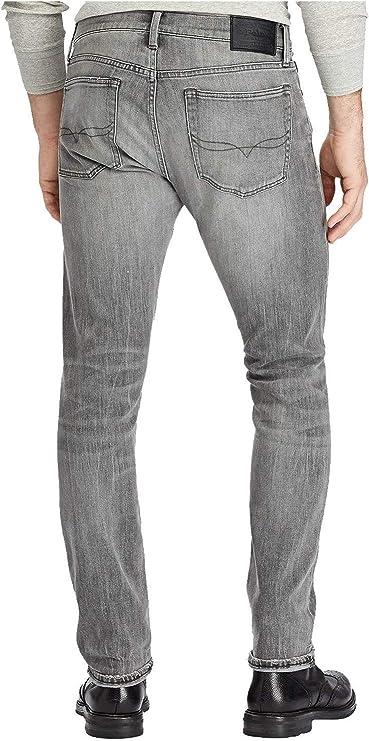 Polo Ralph Lauren 710701191001 - Pantalón Vaquero para Hombre * 46 ...