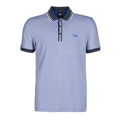 Boss Mens Paddy 2 Polo Shirt - Navy - S - Navy: Amazon.es: Ropa y ...