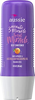 Aussie Paraben-Free Total Miracle Conditioner With Apricot 8.0 Fl Oz