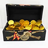 Monete al cioccolato Trattare il regalo di pirata - regalo di compleanno perfetto per ragazzi e ragazze