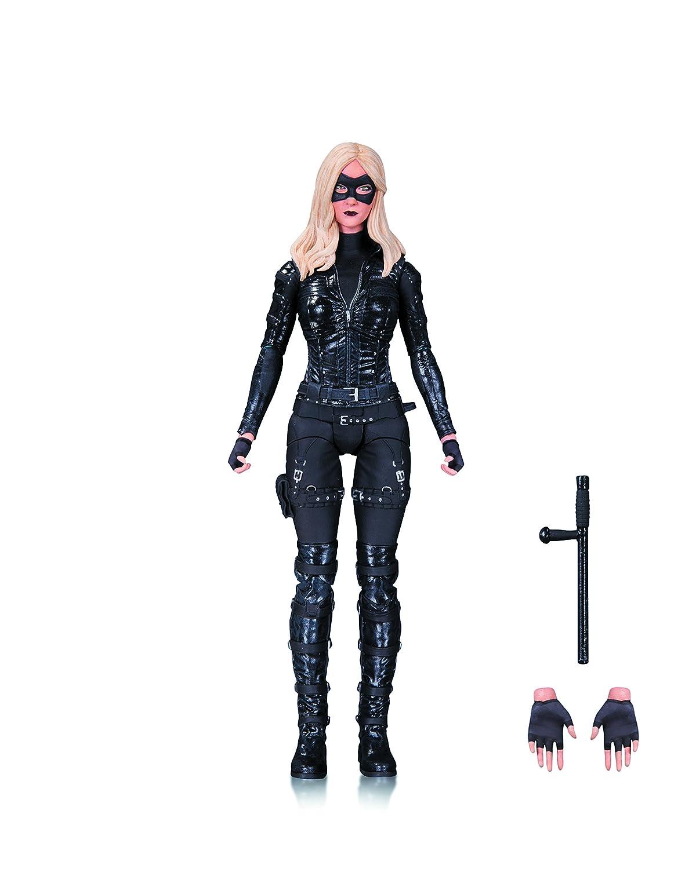 Black Canary Action Figure Diamond Comic Distributors SEP150341 DC Collectibles Arrow TV