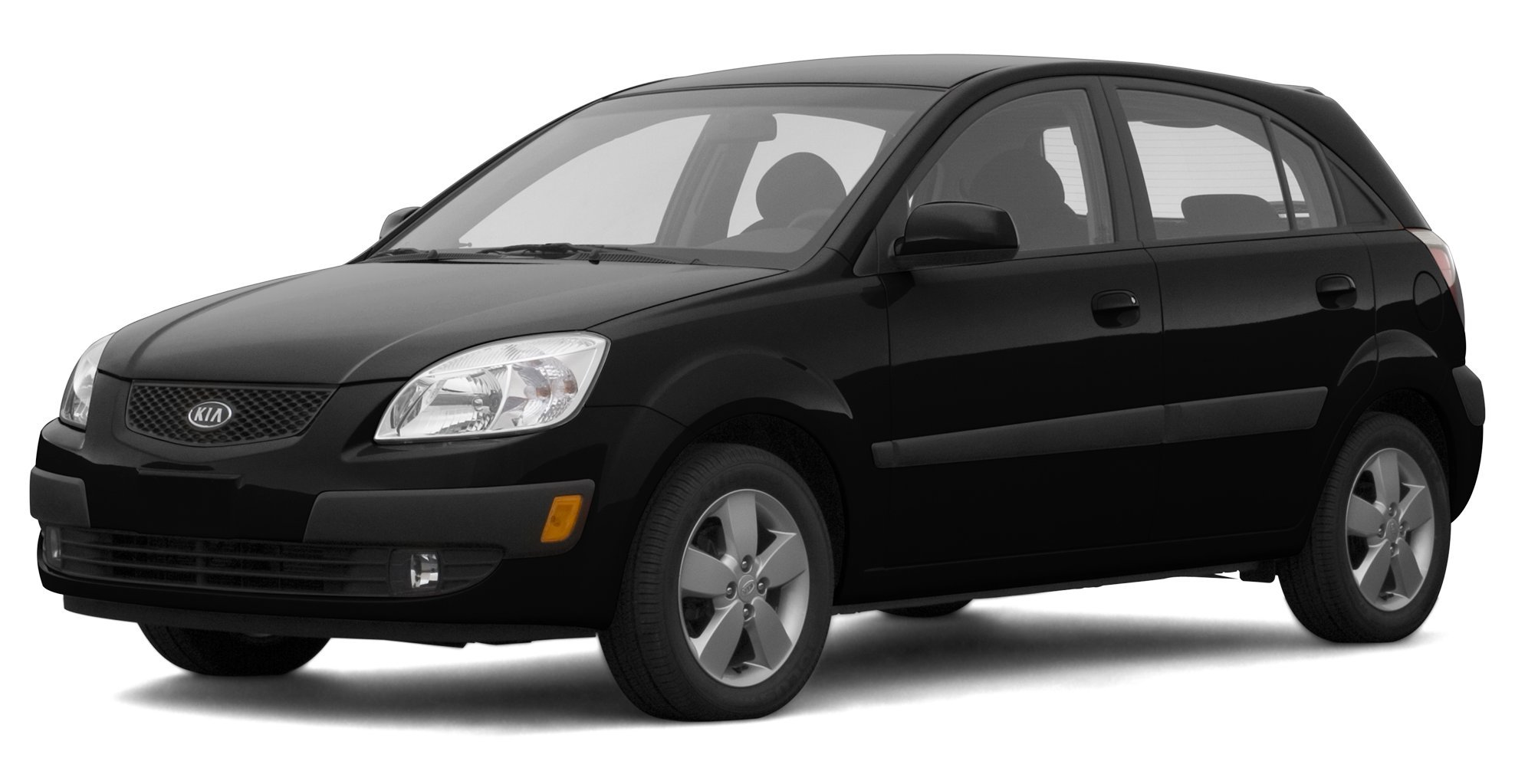 2007 Dodge Caliber, 4-Door Hatchback Front Wheel Drive, 2007 Kia Rio SX,  5-Door Hatchback Manual Transmission Rio5 ...