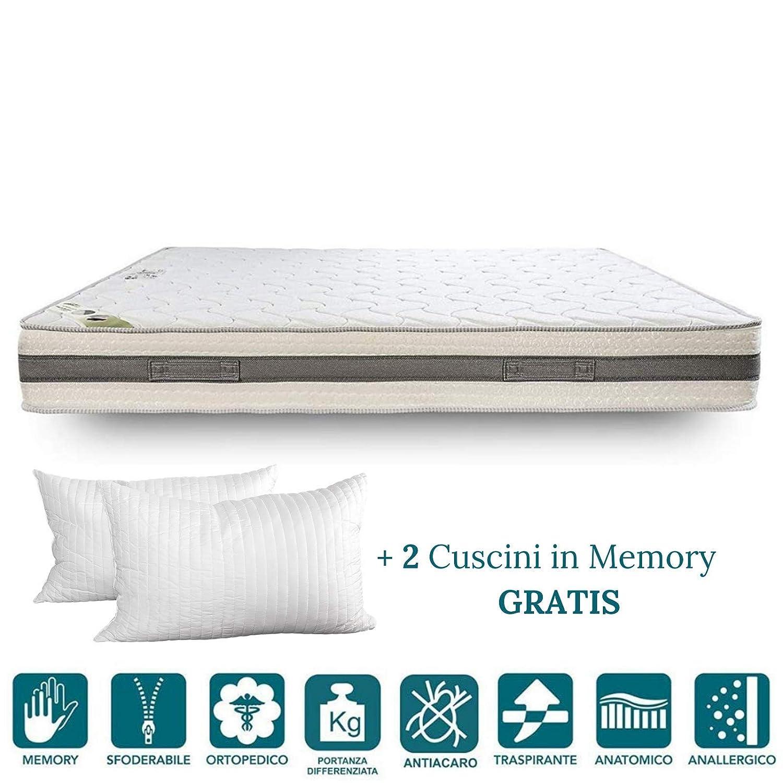 EvergreenWeb colchones & Beds EvergreenWeb - Colchón Memory Alto ...