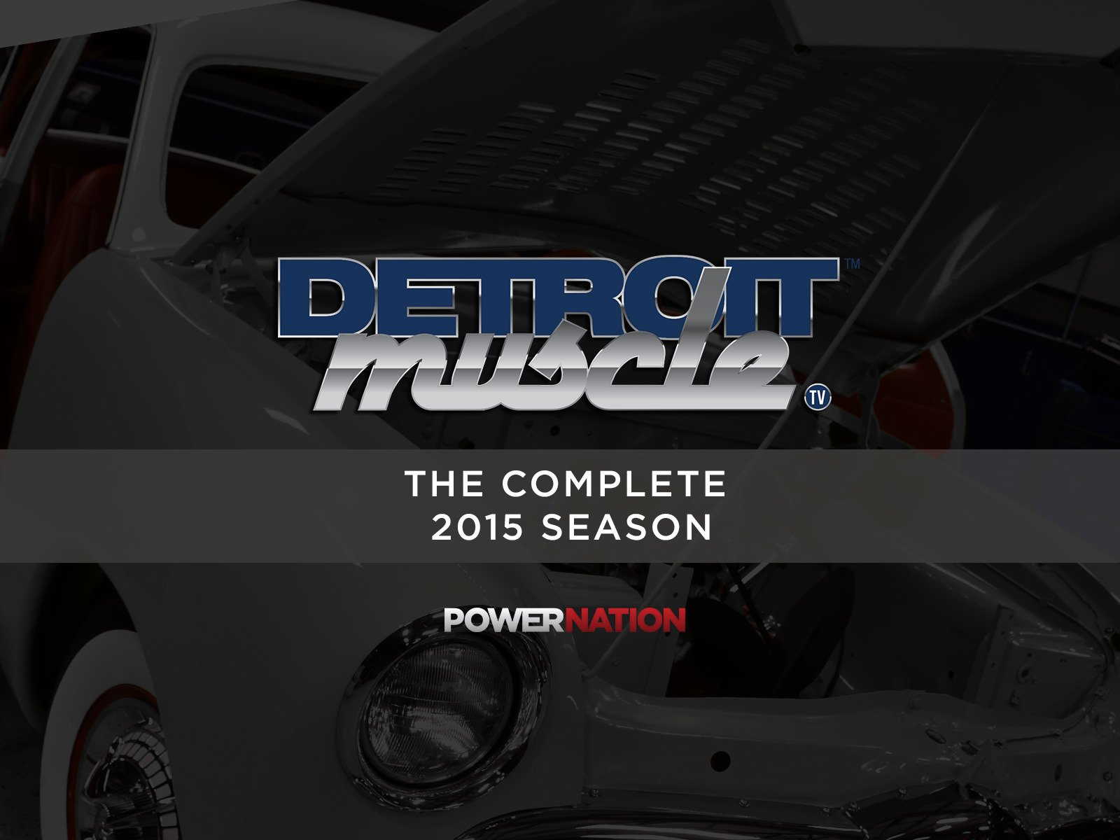 Detroit Muscle on Amazon Prime Video UK