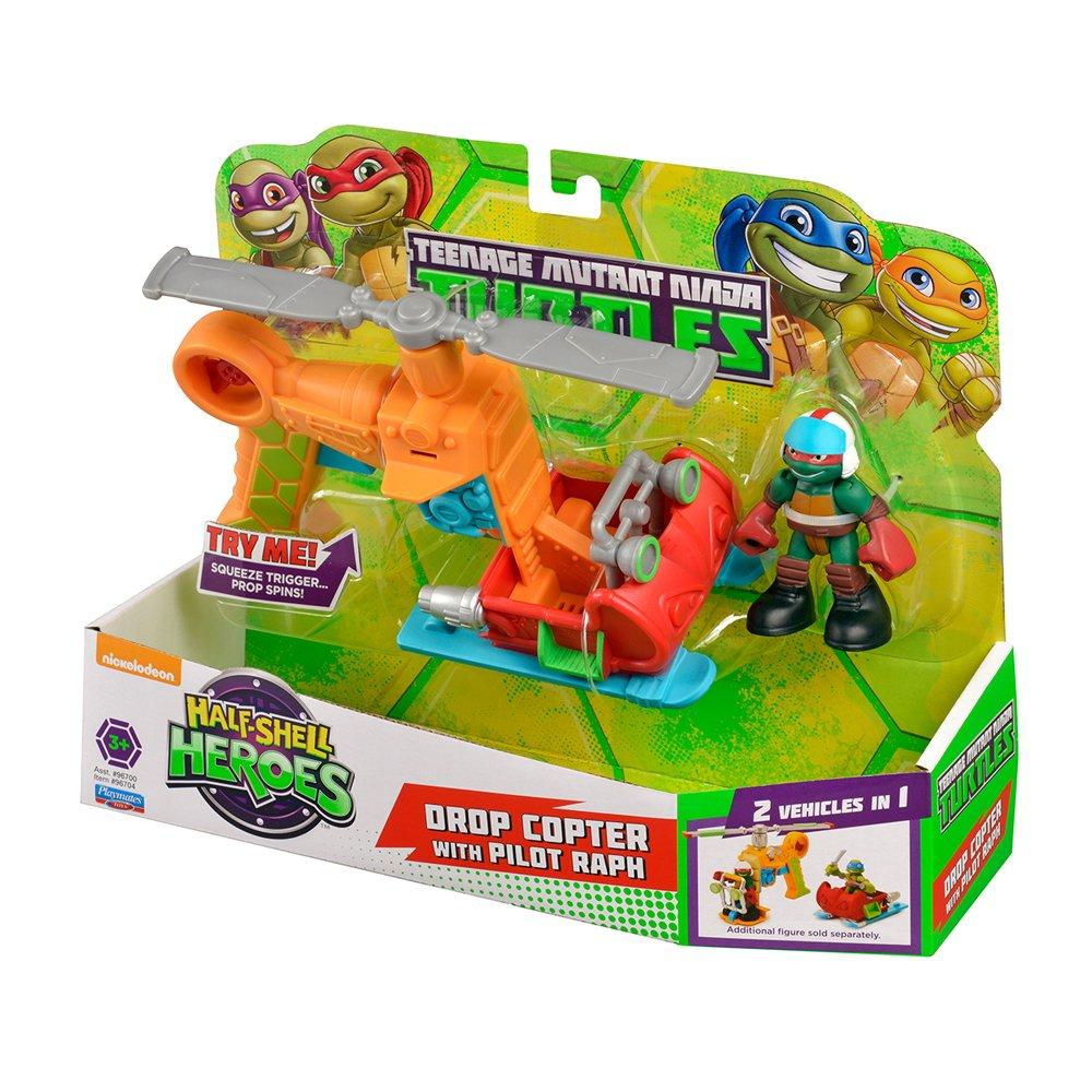 Teenage Mutant Ninja Turtles 14096704 - Gota helicóptero ...