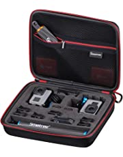 Smatree SmaCase G260SL Carrying Case for GoPro Hero 2018 Action Camera/Gopro Hero 7/6/5/4/3+/3/2/1(Cameras and Accessories NOT included)