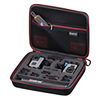 Smatree SmaCase G260SL Carrying Case for GoPro Hero 2018 Action Camera/Gopro Hero 6/5/4/3+/3/2/1(Cameras and Accessories NOT included)