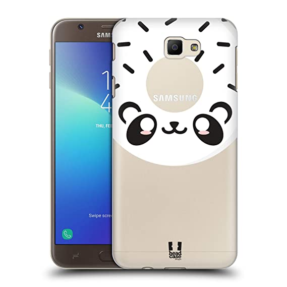 big sale 64872 88c83 Amazon.com: Head Case Designs Panda Kawaii Animal Donuts Hard Back ...