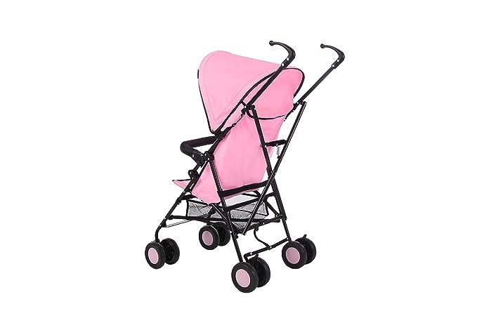 Kidmeister S2 - Silla de paseo ultraligera para bebé Magenta-Rosa ...