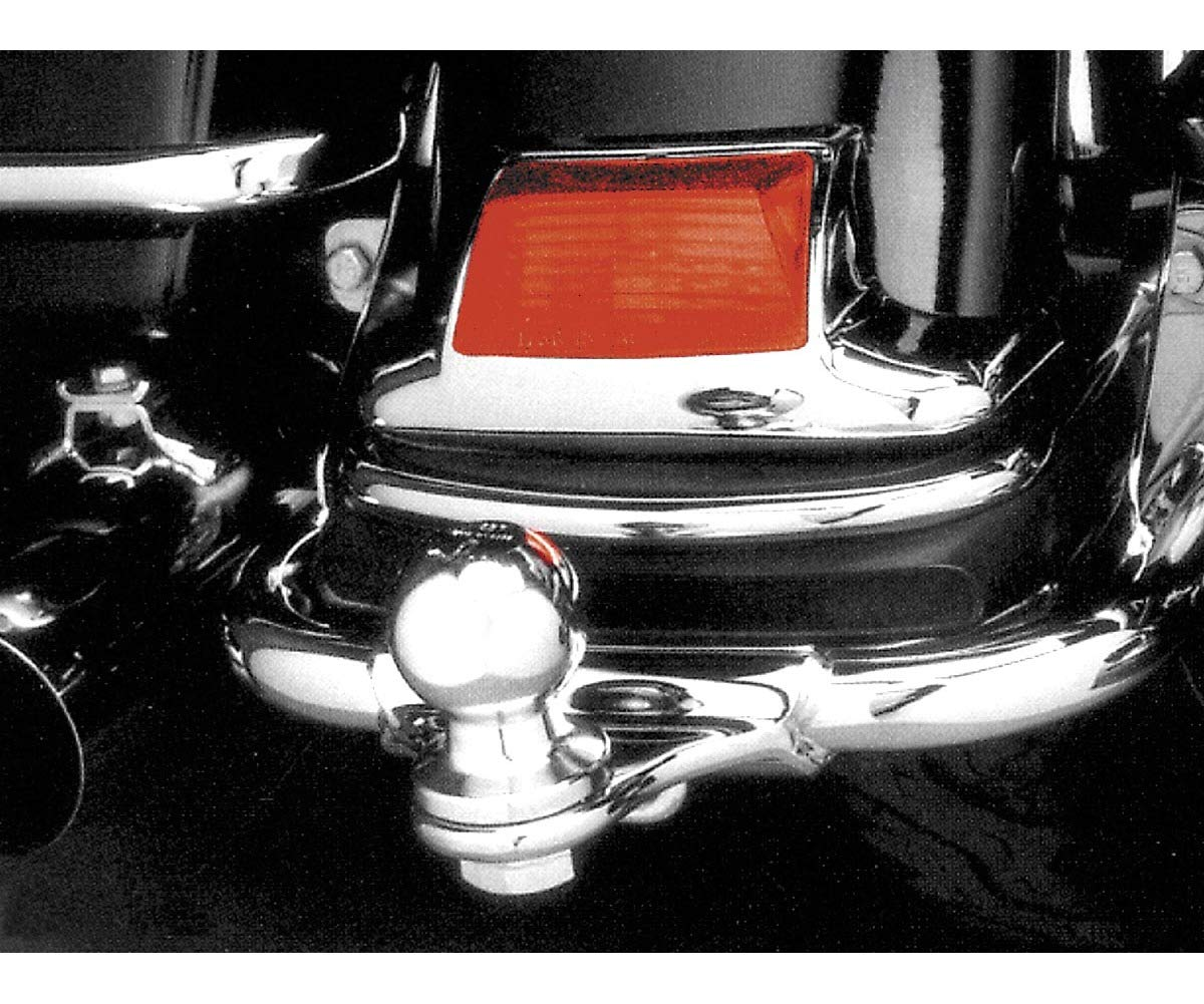 Quadboss Trailer Hitch Fits Honda TRX250 FourTrax Recon 1997-2011