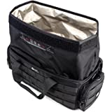 Mission Darkness Padded Utility Faraday Bag for Law Enforcement and Military / Signal Blocking / Data Privacy / EMP Protection for Night Vision Goggles, Rifle Scopes, Cameras, Optics, Phones, and more
