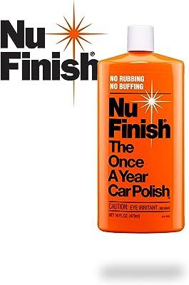 Nu Finish NF-76 Liquid Car Polish