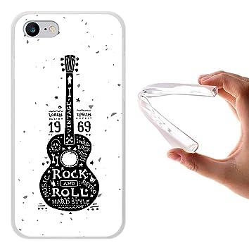 WoowCase Funda iPhone 7, [iPhone 7 ] Funda Silicona Gel ...