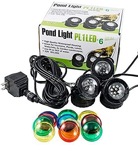 Jebao-Submersible-Led-Pond-Lights