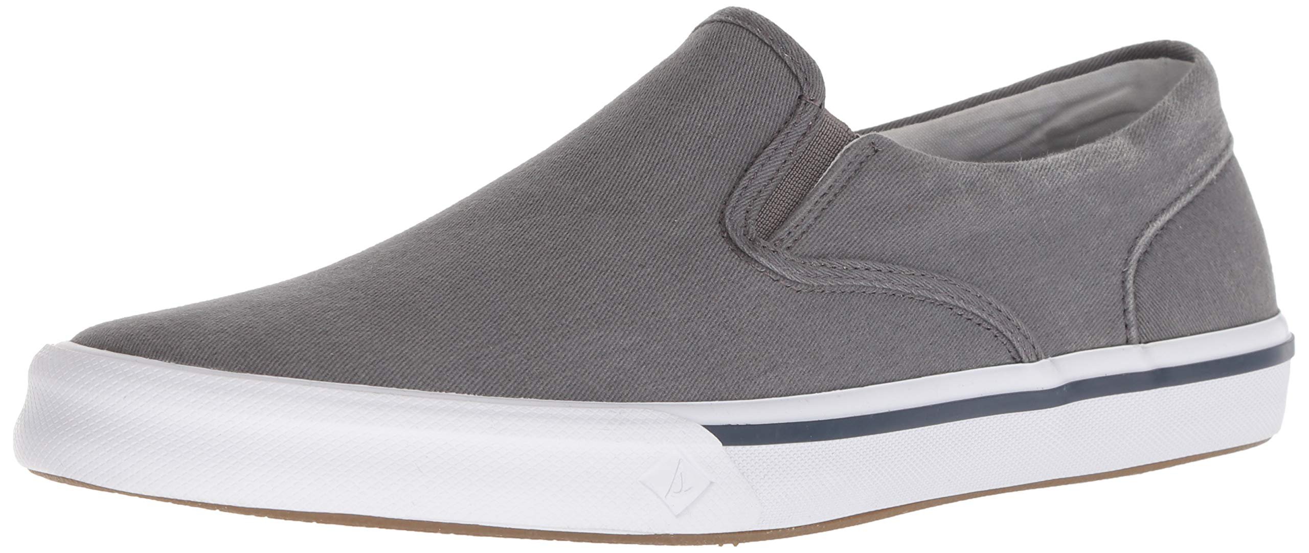 Sperry Mens Striper II Twin Gore Sneaker, SW Grey, 9 by SPERRY