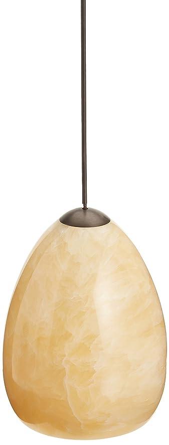 lbl lighting hs178onbzledmpt teardrop led low voltage pendant