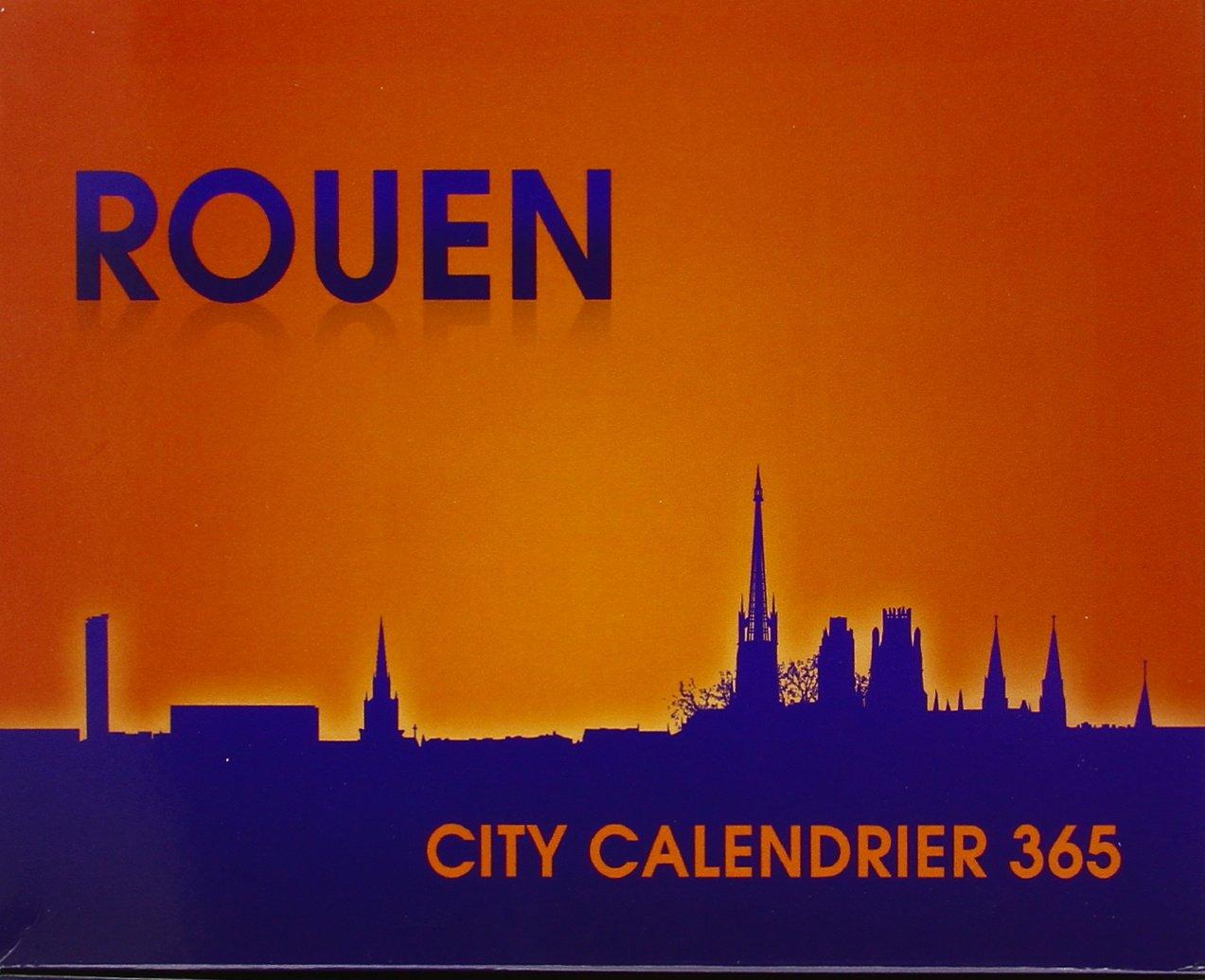 Calendrier City.City Calendrier Rouen 9782953535310 Amazon Com Books