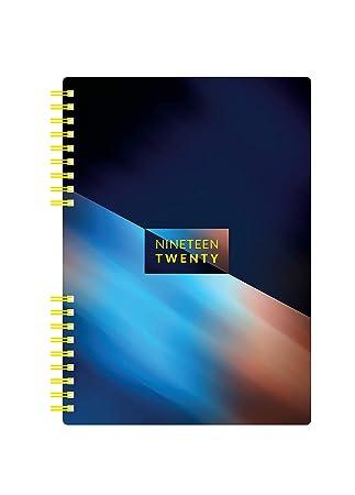 Collins 2019-2020 - Agenda (A5, día por página), diseño de ...