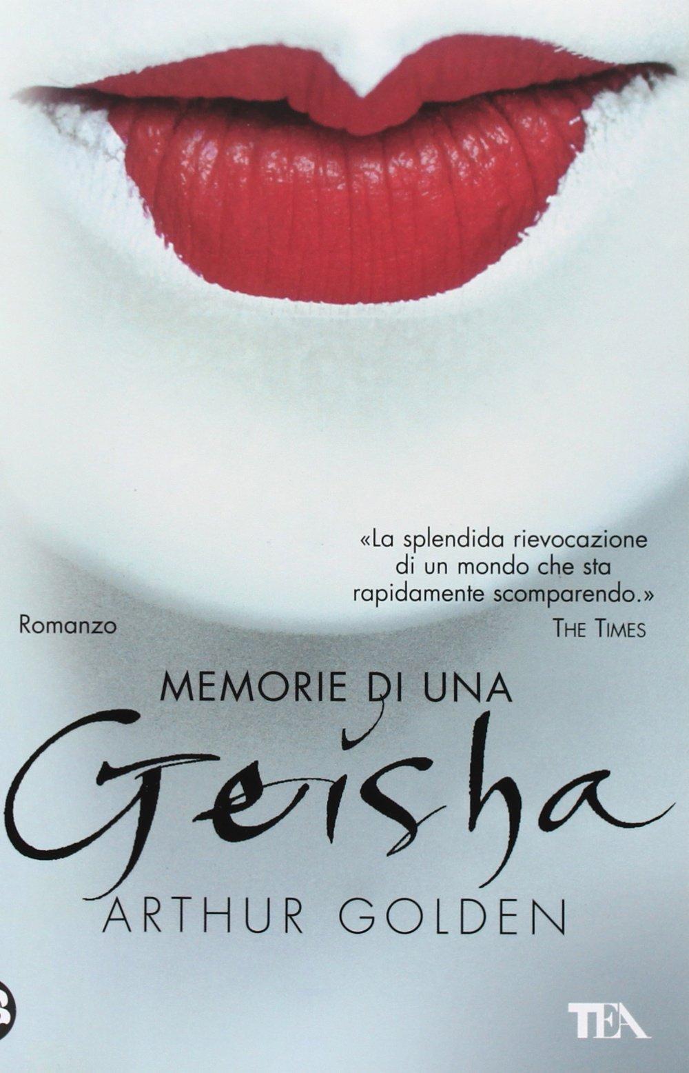 Risultati immagini per memorie di una geisha libro