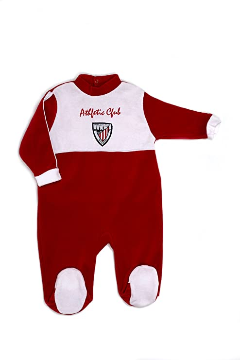 ATHLETIC CLUB BILBAO - Pelele, Color Rojo Y Blanco, Talla 18 Meses ...