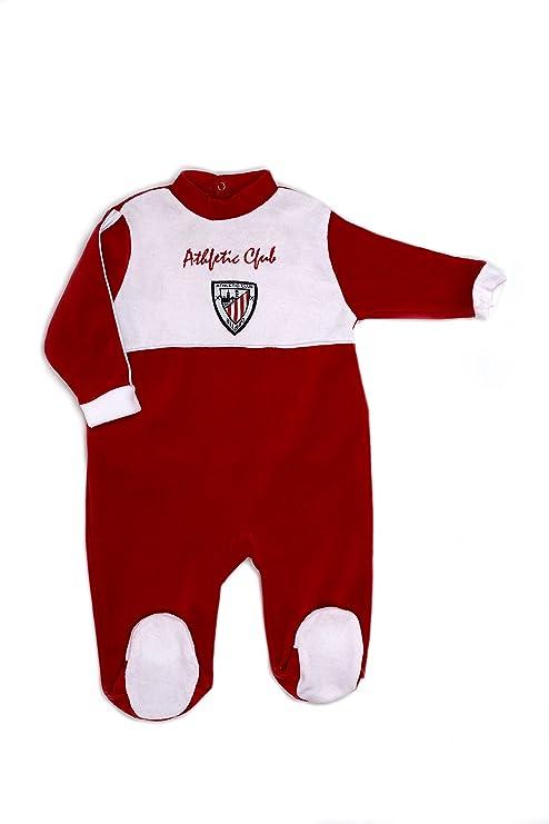 ATHLETIC CLUB BILBAO - Pelele, Color Rojo Y Blanco, Talla 18 Meses ...