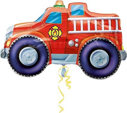 Amazon.com: coche de bomberos Jumbo 33