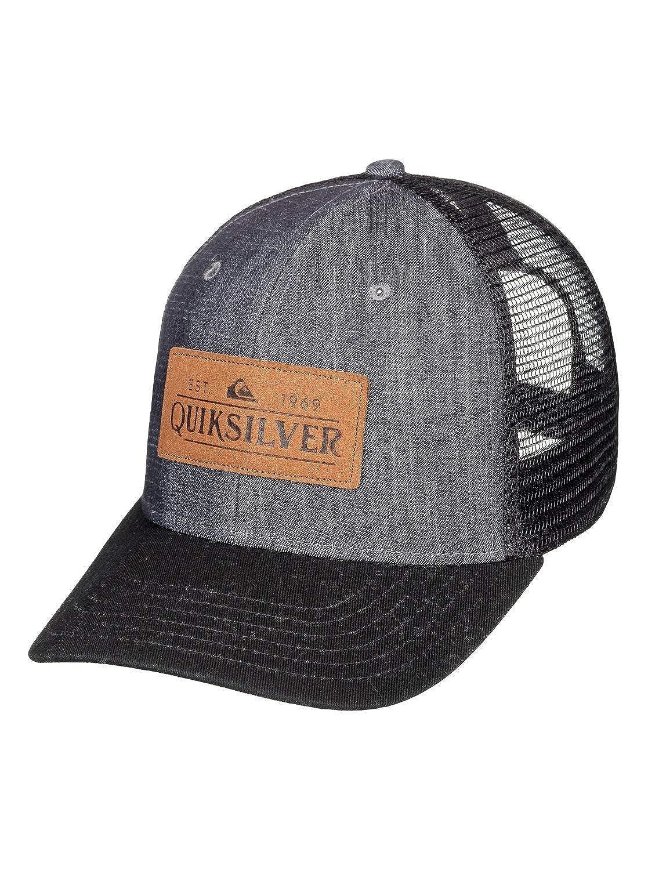 30bd0f832219a Quiksilver Vine Beater - Casquette Trucker - Homme - One Size - Bleu:  Quiksilver: Amazon.fr: Vêtements et accessoires