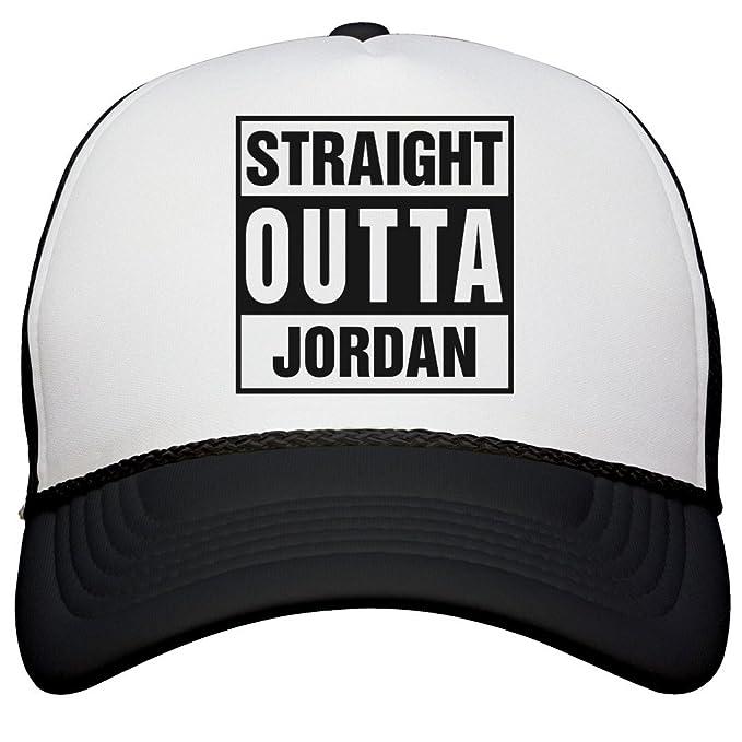 323c9b91e820e4 ... germany org straight outta jordan trucker snapback trucker hat 65fd0  e465f