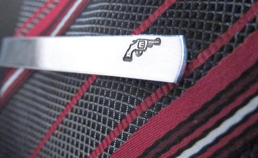 Police Box Tie Clip Steampunk Custom Orders Welcome Groom Wedding Men Tie Tack Groomsmen Gift Laser Engraved Tie Bar Dad