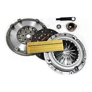 EF HD Kit de embrague + 12 libras cromo-molibdeno volante Mazda MX-5 Miata 1.6L 1.8L Mazdaspeed: Amazon.es: Coche y moto