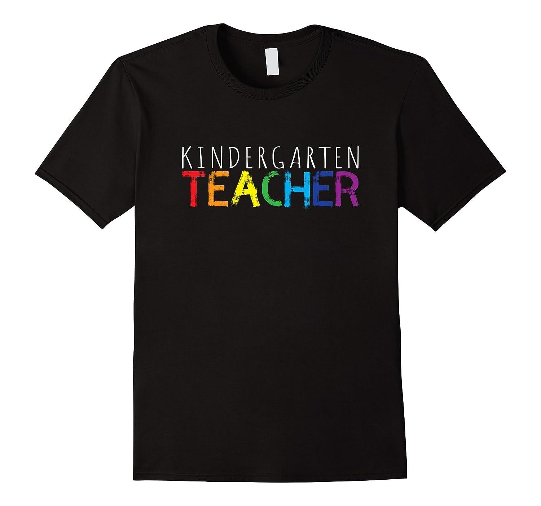 KINDERGARTEN TEACHER T-SHIRT [CHRISTMAS GIFT IDEA|PRESCHOOL]-ANZ ...