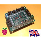 32 Channel 12 bit PMW / Servo HAT Board for Raspberry Pi B+ / 2 B / 3 B