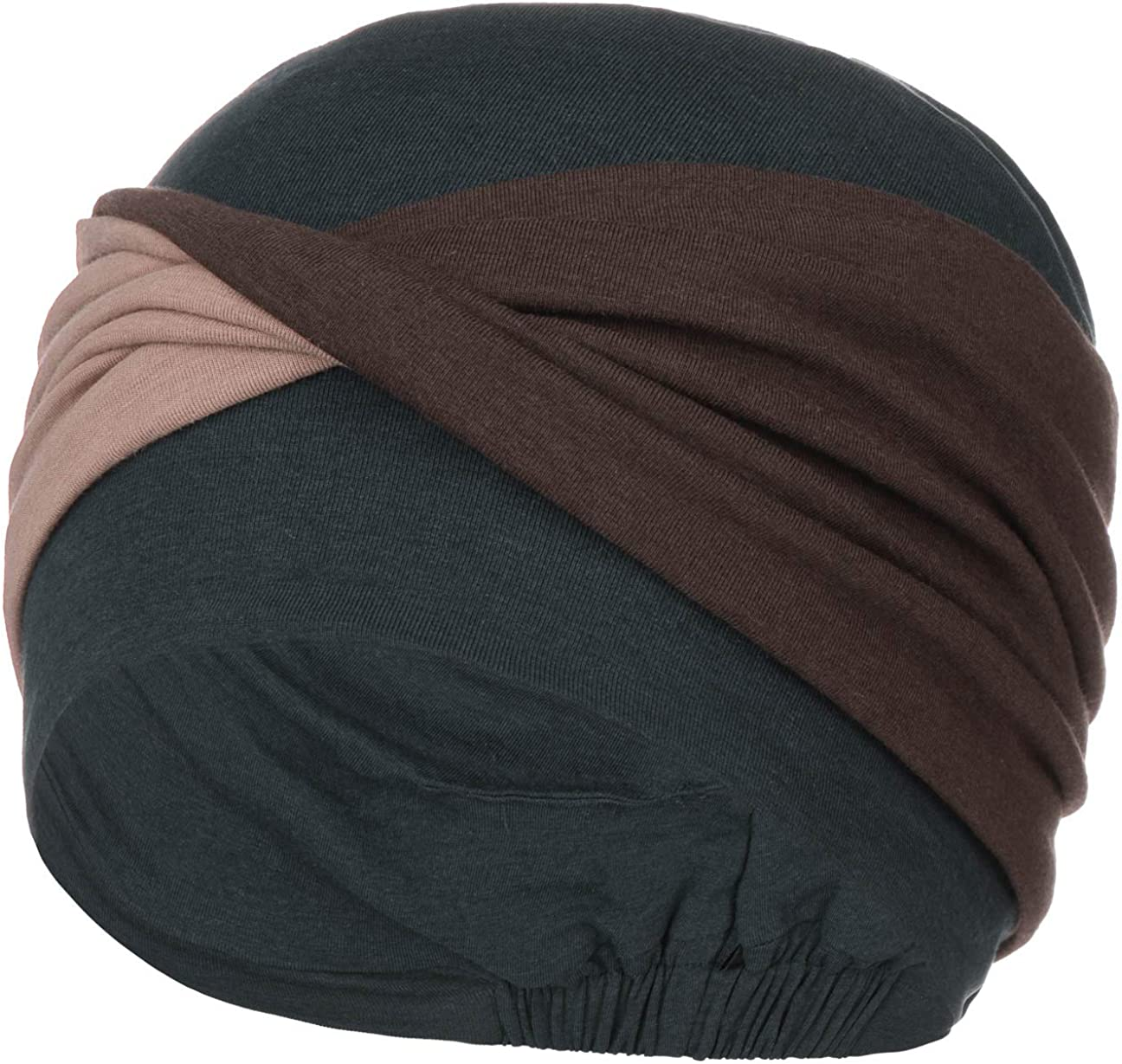 Christine Headwear Zoyana Colour Mix Turban Damenturban Stoffturban Baumwollturban