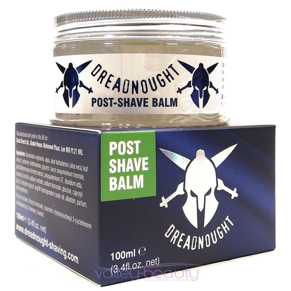 Dreadnought Post Shave Balm, 100ml by Dreadnought